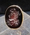 Antique Carnelian Carved Ring - image 6
