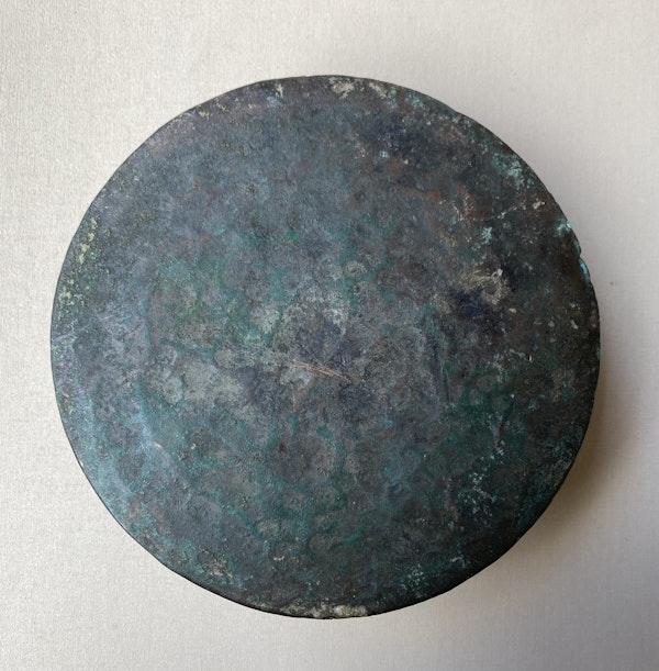 Seljuk Bronze Dish - image 3