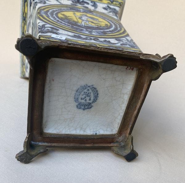 French Porcelain Vase (set of 2) - image 4
