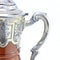 French silver and ceramic Claret Jug by Bointaburet with special design of ceramic by Clement Massier( 1844-1917) - image 7