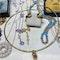 Topaz Earrings in 18ct Gold date circa 1980 SHAPIRO & Co since1979 - image 7