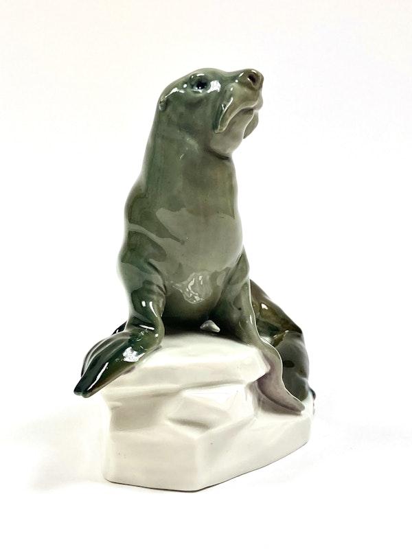 Meissen Art Nouveau Seal - image 2