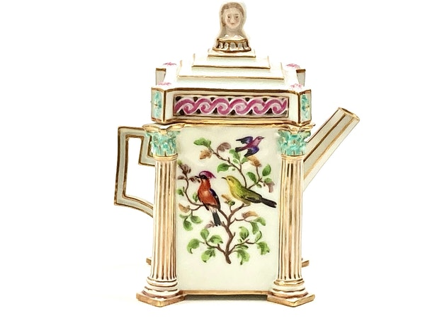 Meissen cabinet teapot and cover - image 2