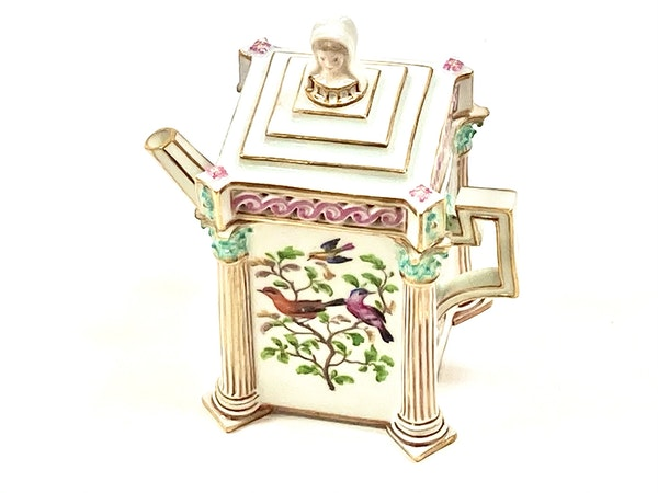 Meissen cabinet teapot and cover - image 4