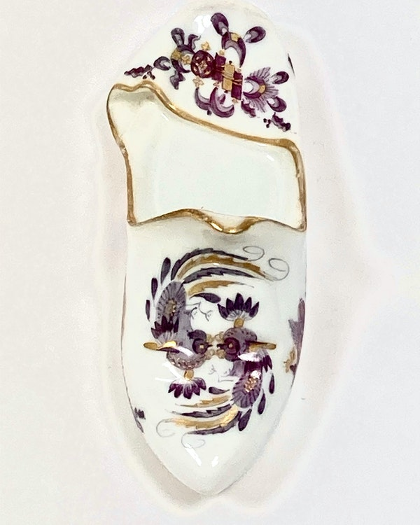 Meissen slipper - image 4