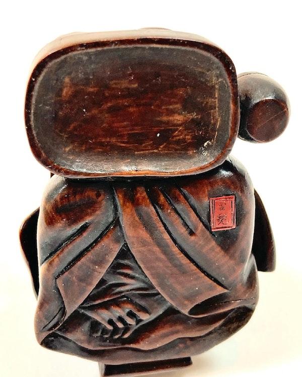 Wood Okimono - image 7