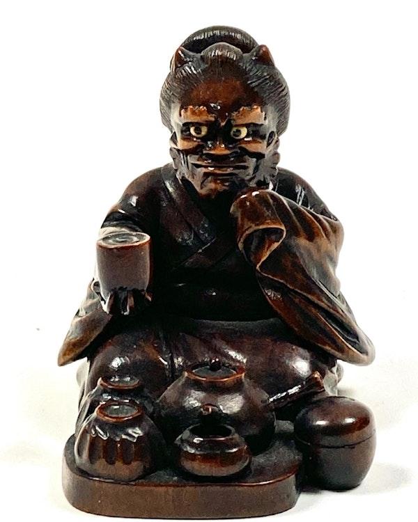 Wood Okimono - image 3