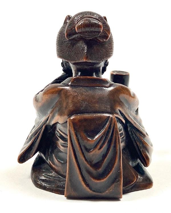 Wood Okimono - image 4