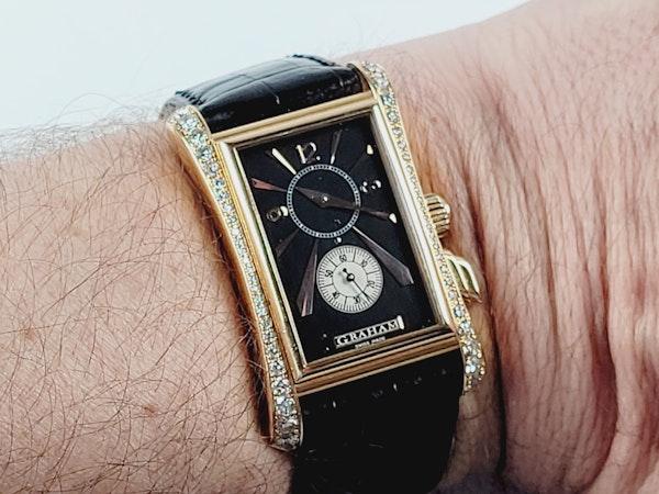 Graham 18ct gold and diamond manual watch sku 4851  DBGEMS - image 3