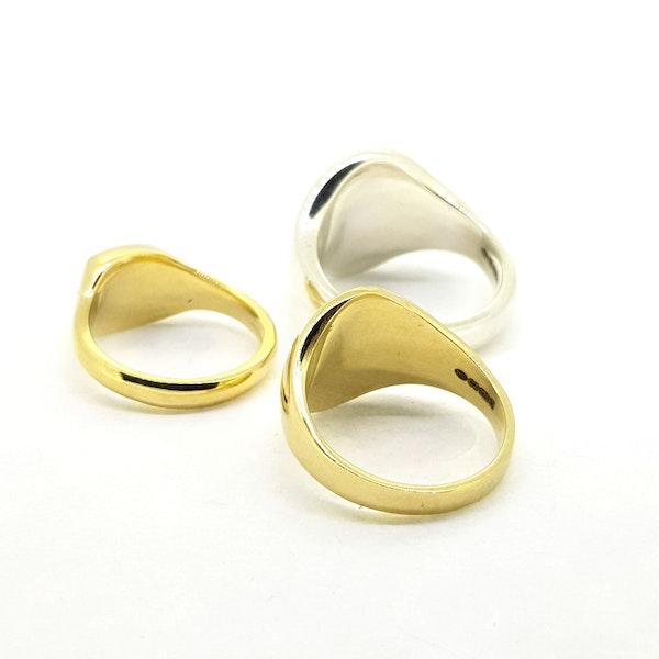 Bespoke Signet Rings made to order - image 2