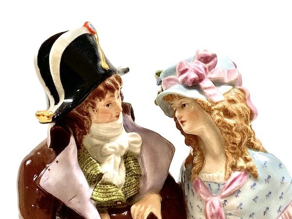 19th century Meissen group - image 4