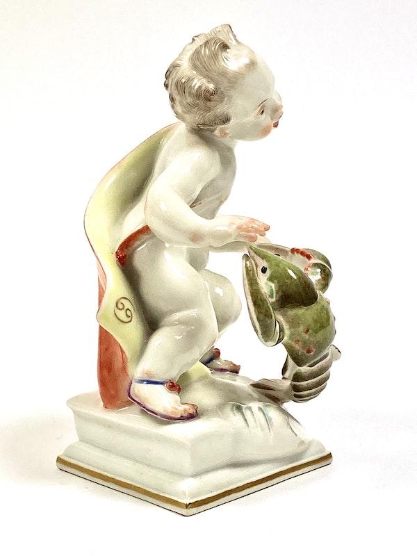 Meissen Zodiac figure - image 3