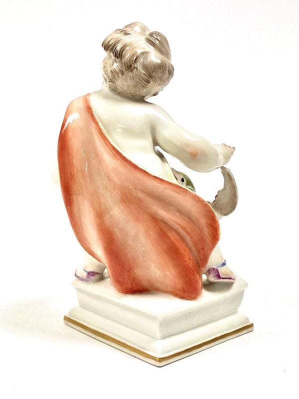 Meissen Zodiac figure - image 4