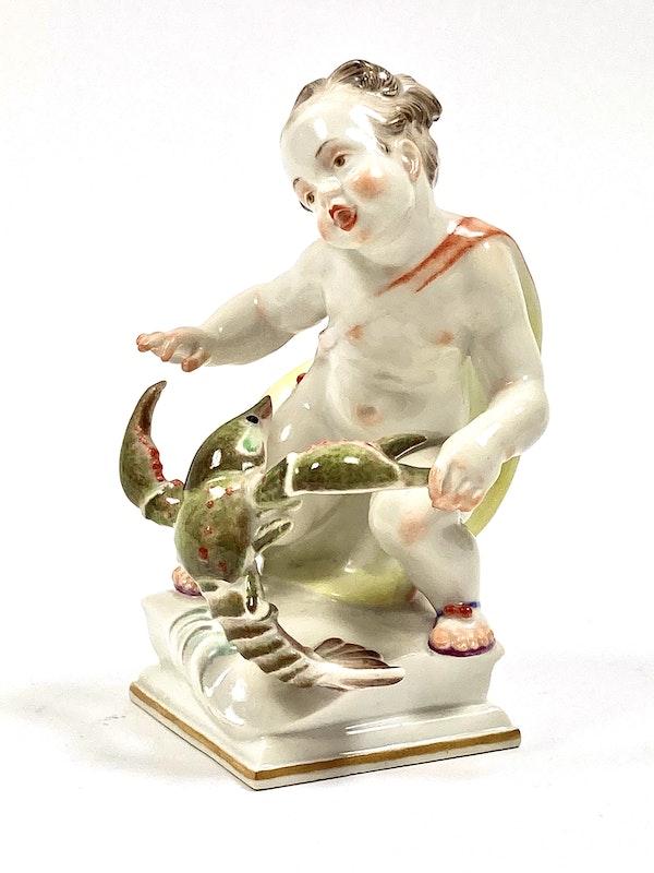 Meissen Zodiac figure - image 2