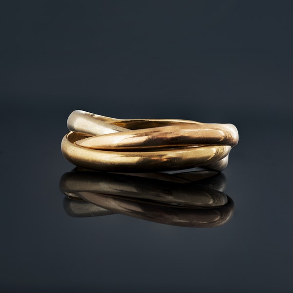 A Russian Wedding Ring - image 1