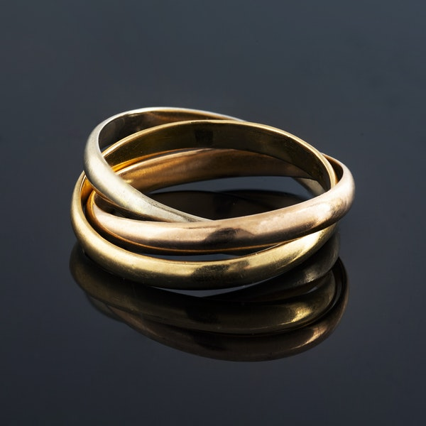 A Russian Wedding Ring - image 2