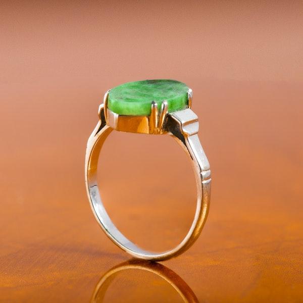 A Jade ring - image 2