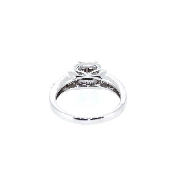 Square Shaped Cluster Ring. S. Greenstein - image 3
