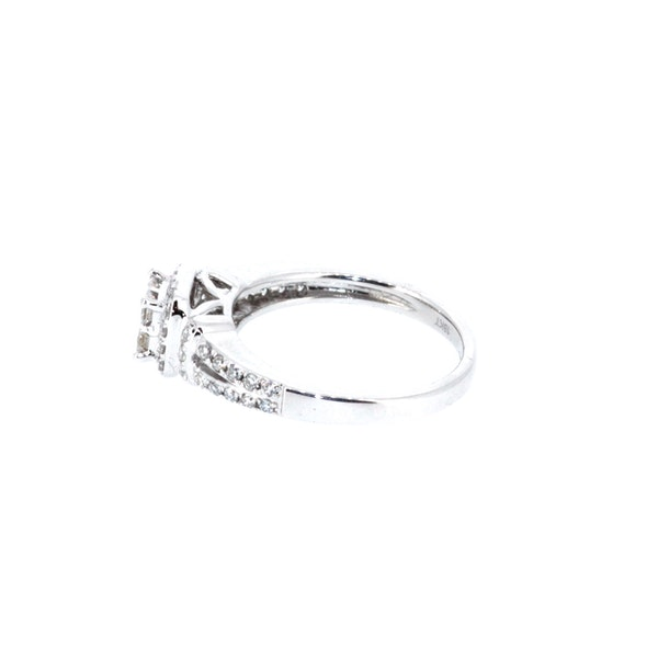 Square Shaped Cluster Ring. S. Greenstein - image 2
