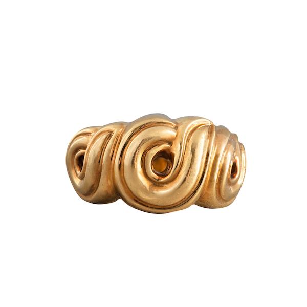 Vintage 18ct Gold Ring by Boucheron - image 2