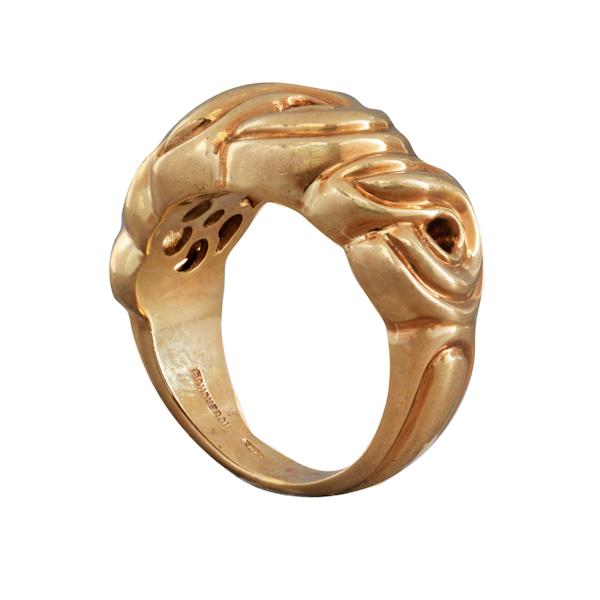 Vintage 18ct Gold Ring by Boucheron - image 4