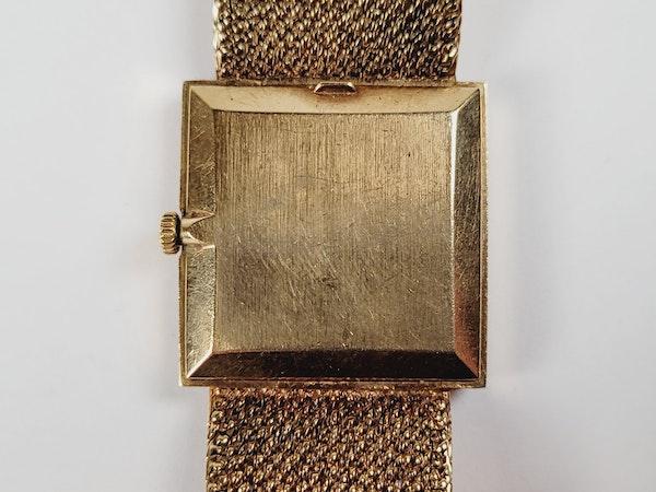 1968 Omega de ville gold wrist watch sku 4864  DBGEMS - image 3