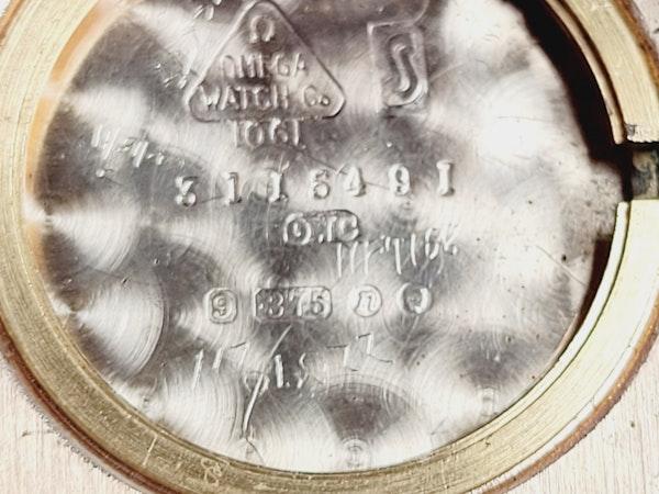 1968 Omega de ville gold wrist watch sku 4864  DBGEMS - image 4