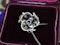 A superb Sapphire & Diamond Foliate Swirl Brooch, Russian, Circa 1900 - image 4