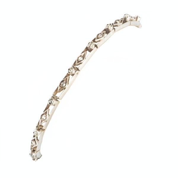 A French Diamond Bracelet - image 2