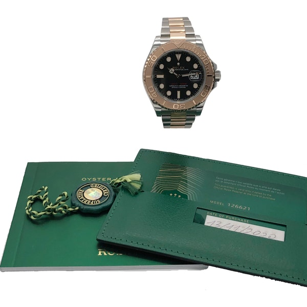 ROLEX YACHTMASTER 126621 - image 6