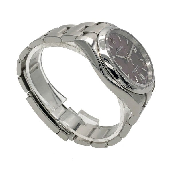 ROLEX OYSTER PERPETUAL RED GRAPE - image 3