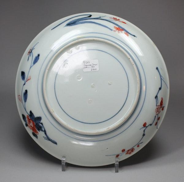 Japanese Imari plate, Genroku period circa 1700 - image 2