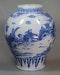Frankfurt blue and white vase, 18th century - image 7