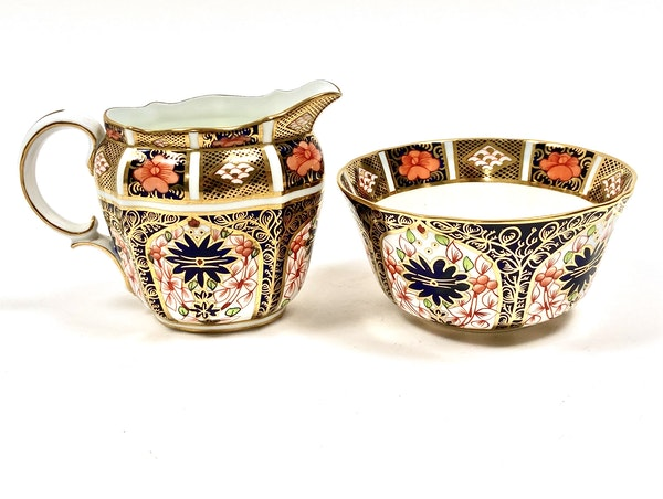 Royal Crown Derby tea service - image 5
