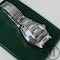 Rolex Air-King Date 5700 Silver Dial - image 5
