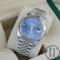 Rolex Datejust 41 126300 Azzurro Blue Dial Jubilee - image 2