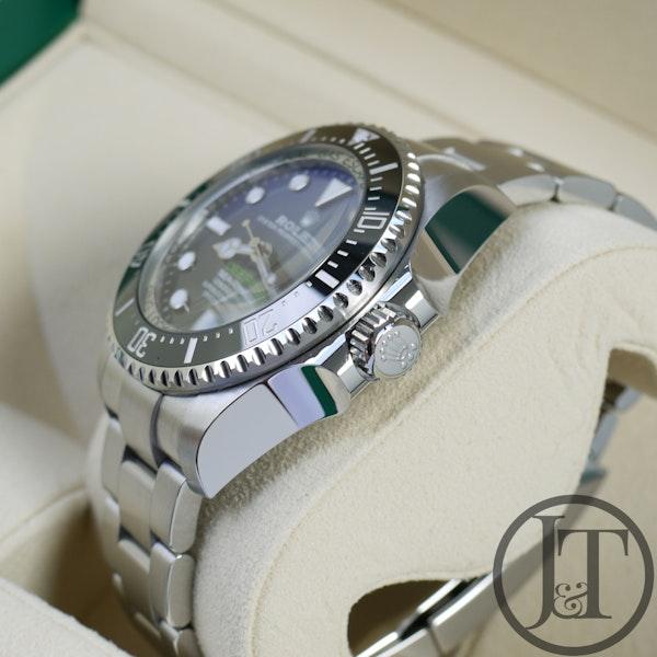 Rolex Deepsea Sea-Dweller 126660 James Cameron D-Blue Dial - image 5