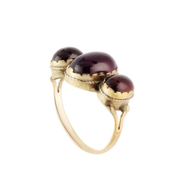 A Garnet Ring - image 2