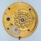 DIAMOND SET GOLD AND ENAMEL CHATELAINE WATCH - image 2