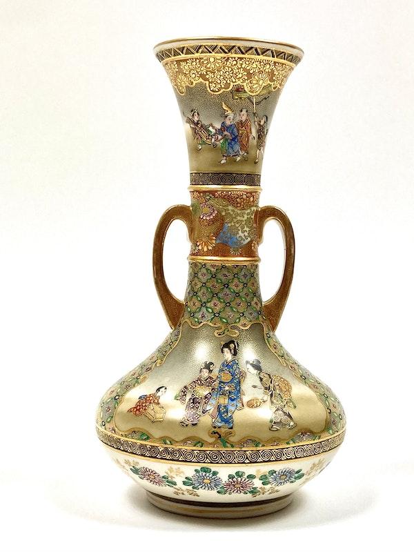 Kinkozan vase - image 2