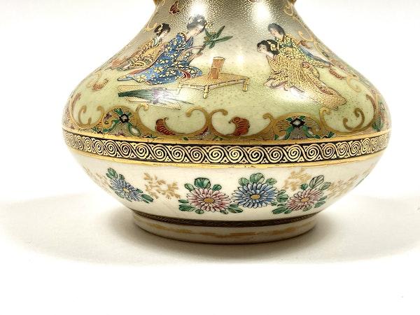Kinkozan vase - image 8