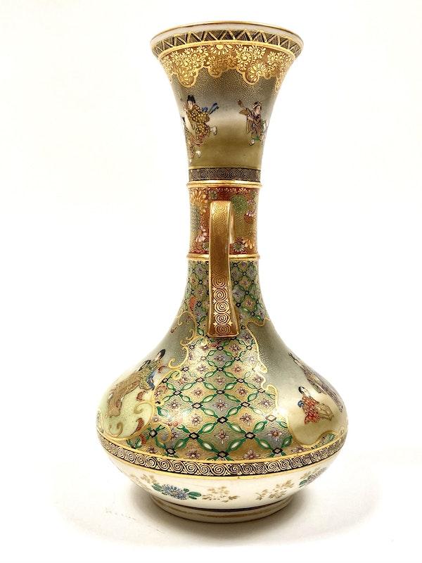 Kinkozan vase - image 9