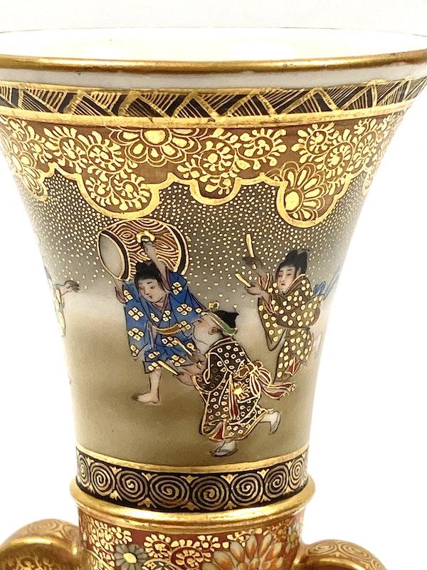 Kinkozan vase - image 3