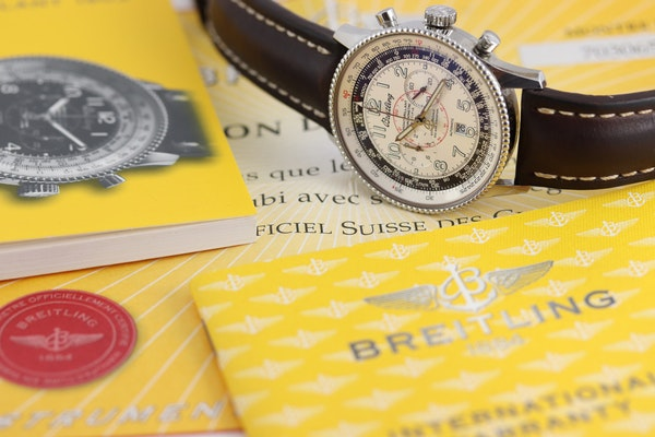 Breitling Montbrillant 100 Years Aviation Special Edition 42mm - image 11