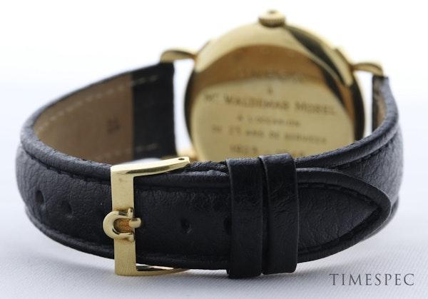 Omega, 35mm, Vintage Watch, 18K Yellow Gold, Manual Winding, Circa 1950s - image 5