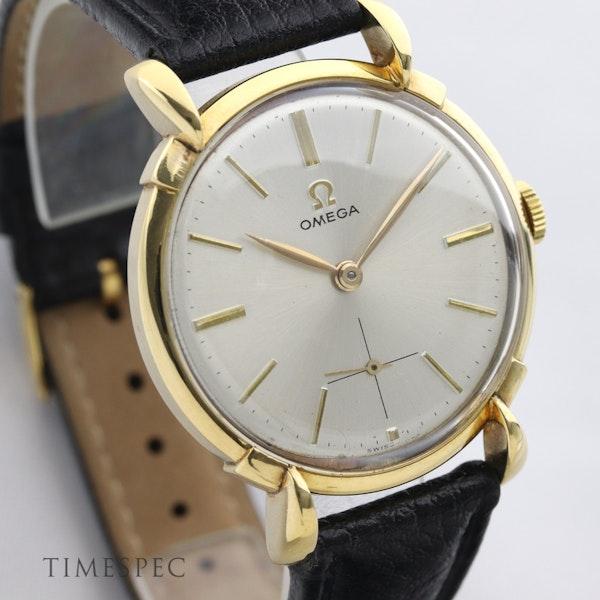 Omega, 35mm, Vintage Watch, 18K Yellow Gold, Manual Winding, Circa 1950s - image 2