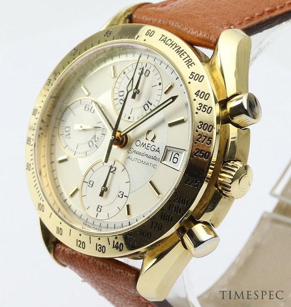 OMEGA Speedmaster Automatic Movement Chronograph 18K Yellow Gold - image 5