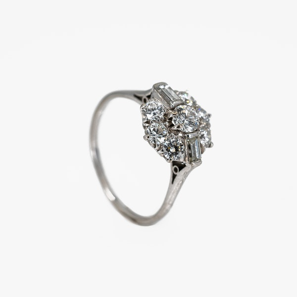 A Diamond Cluster Ring Offered by The Gilded Lily - image 2
