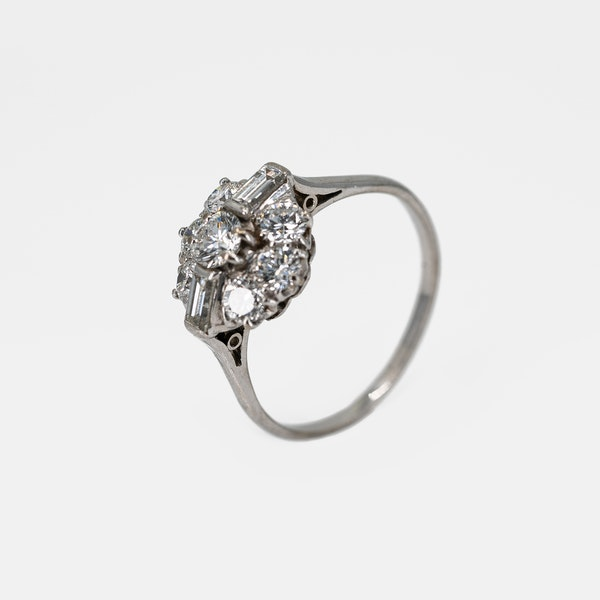 A Diamond Cluster Ring Offered by The Gilded Lily - image 3