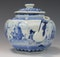 Japanese Arita blue and white teapot, Edo Period (1603-1868), early 18th century - image 4